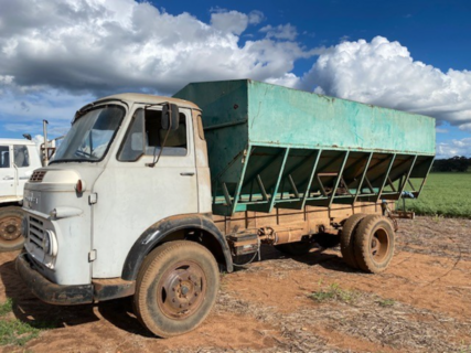 Commer truck with Grouper