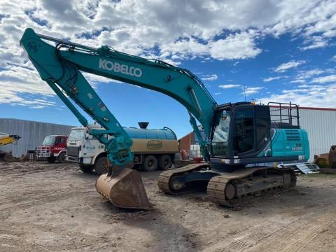2017 Kobelco SK250-10 Excavator