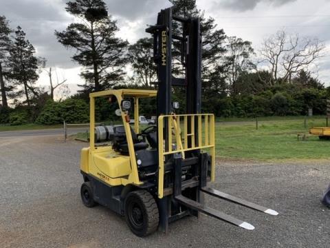 2008 Hyster 2.5T Forklift