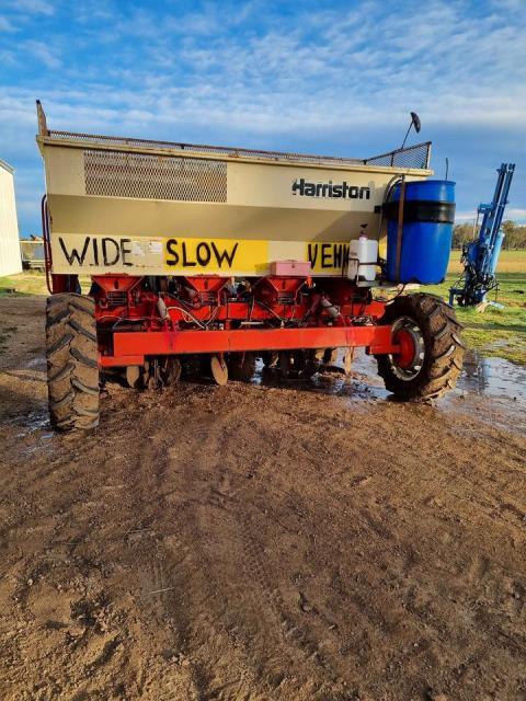 Harriston 4 Row Potato Needle Planter