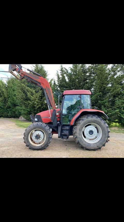 1998 Case Maxxum MX100C Tractor