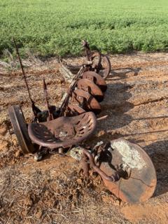Plough - Newell Sanders Plow Co
