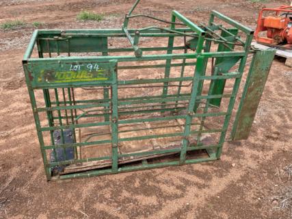 Ruddwiegh weigh crate