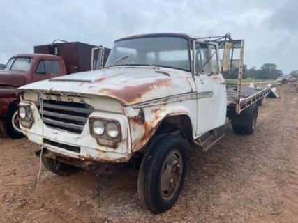 Dodge body truck