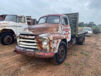 Bedford body truck