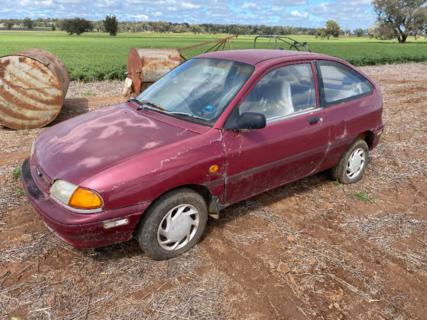 Ford Fiesta Hatch back