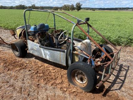 Farm buggy