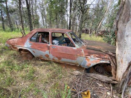Holden car # 1