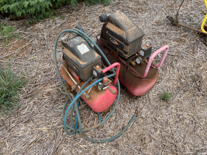Air compressor - electric (x 2)