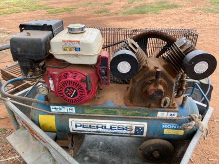 Air compressor - Peerless