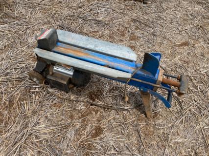 Log splitter - electric