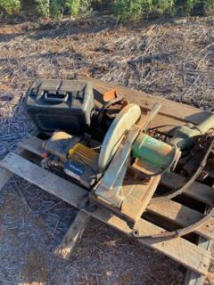Saws & Pump