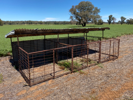 Cage - 3 bay