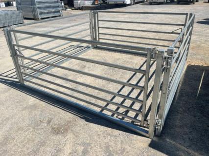 2 X SHEEP GATES