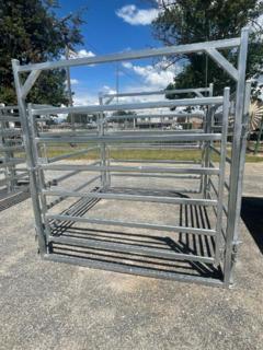 GATE IN FRAME