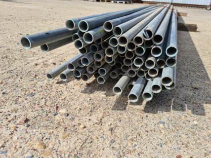APRROX 60 LENGTHS OF 20NB PIPE