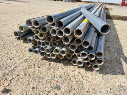 APRROX 73 LENGTHS OF 20NB PIPE