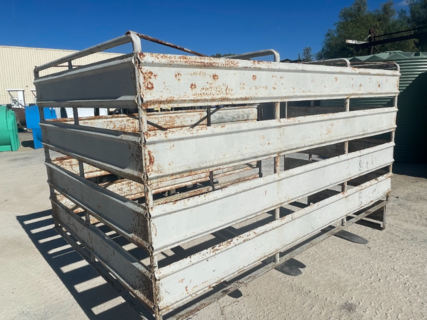 STOCK CRATE TO SUIT BOX TRAILER